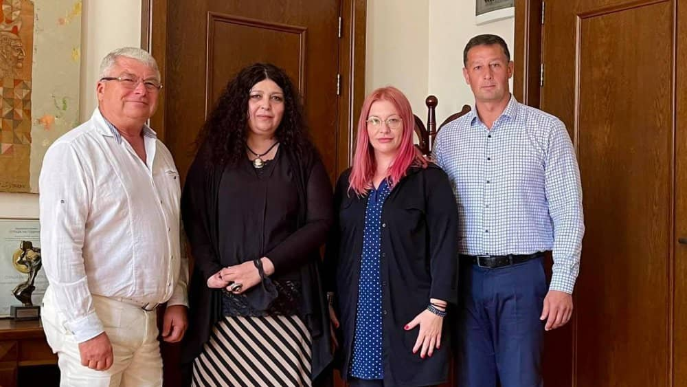 Инициативи за социална отговорност бяха обсъдени на работна среща в Икономически университет – Варна