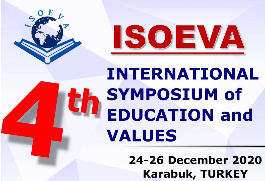 Международен симпозиум за образование и ценности (ISOEVA)
