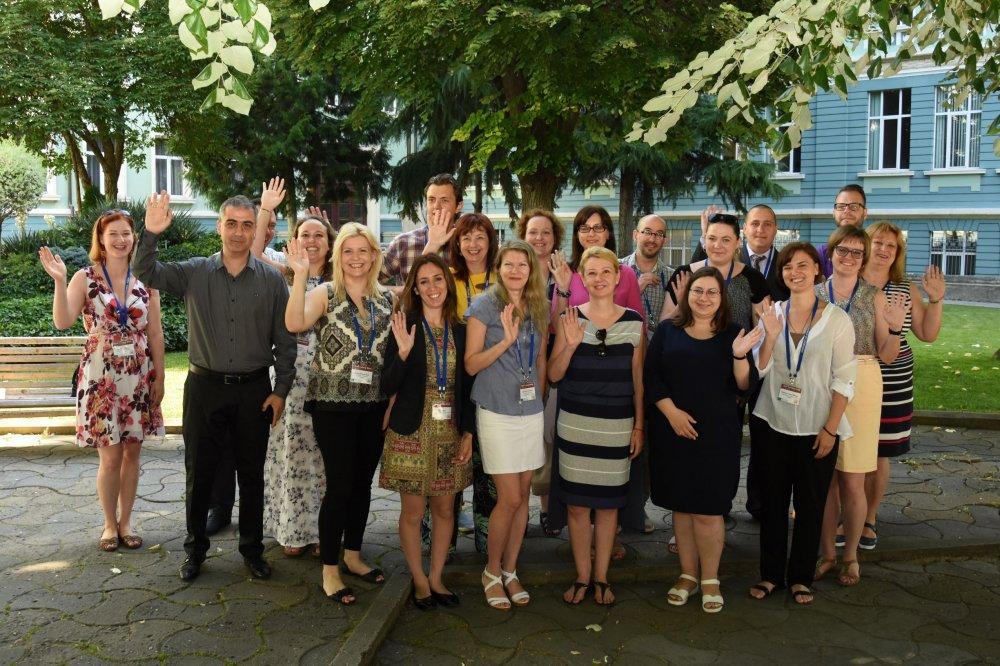 2nd International Staff Week under the Erasmus+ Programme