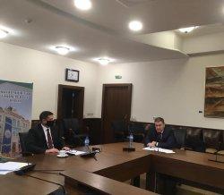 """Национална научна конференция """"Правото и бизнесът в съвременното общество"""" в ИУ – Варна"""