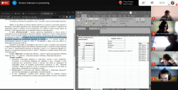 """Национална университетска олимпиада за ученици, секции """"Програмиране"""", """"Microsoft Excel"""" и """"Уеб дизайн"""", 21 ноември 2020 г."""