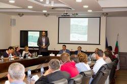Откриване на кръглата маса - доц. д-р Иван Куюмджиев – Директор на ЦИПНИКТ