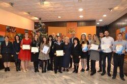Студенти на ИУ – Варна удостоени с годишни поименни награди от Община Варна