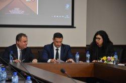 """Научна конференция """"Правото и бизнесът в съвременното общество"""" в ИУ – Варна"""