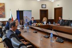 Юбилейна международна научна конференция, посветена на 100 години ИУ – Варна