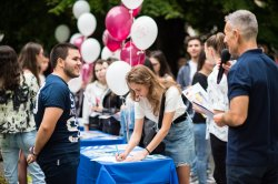 Официално започна новата академична 2021/2022 година в Икономически университет – Варна