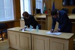 ИУ – Варна и Апелативният съд подновиха партньорството си с образователна цел